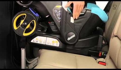 База ISOFIX SimpleParenting для коляски-автокресла Doona (16)