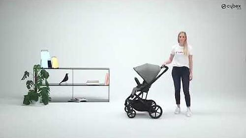 Спальный блок Cybex Carry Cot S Lavastone Black (4)