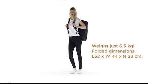 Сумка-рюкзак Ergobaby для коляски Metro Carry Bag (10)