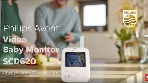 Цифровая видеоняня Philips Avent SCD620/52 (14)