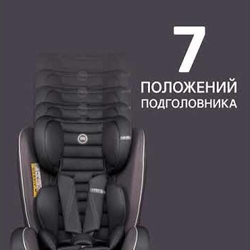 Автокресло Happy Baby Spector Dark Green (17)