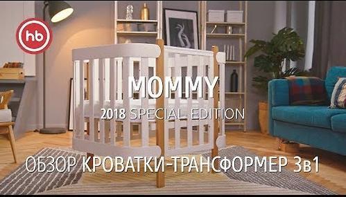 Матрас для люльки-кроватки Happy Baby Mommy Малый (8)