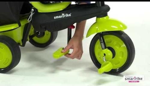 Велосипед Smart Trike 3в1 Delight Pink (10)