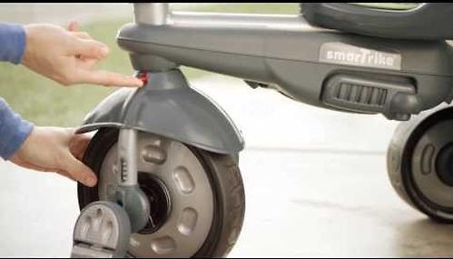 Велосипед Smart Trike 5в1 Explorer Dark Grey (11)