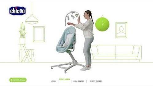Кроватка-стульчик Chicco Baby Hug Air 4в1 Glacial (18)