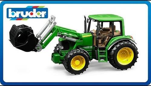 Трактор John Deere 6920 с погрузчиком (6)