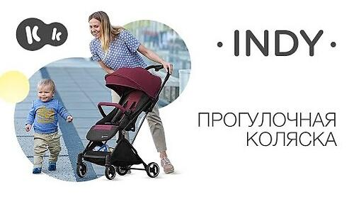 Коляска Kinderkraft <img class='emojiMco' alt='🇪🇺' src='https://minim.kz/system/library/Emoji/AssetsEmoji/Icons/IconsIphone/U1F1EA U1F1FA.png'> INDY Burgundy (27)