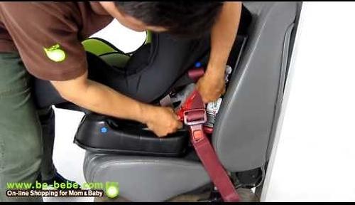 Автокресло NANIA Driver SP Zebre (4)