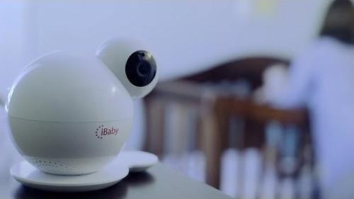 Видеоняня iBaby Monitor M6S с датчиком качества воздуха (15)