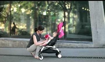 BABYZEN YOYO легкая и практичная коляска