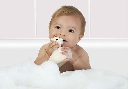 Игрушка Vulli для ванной So Pure (8)