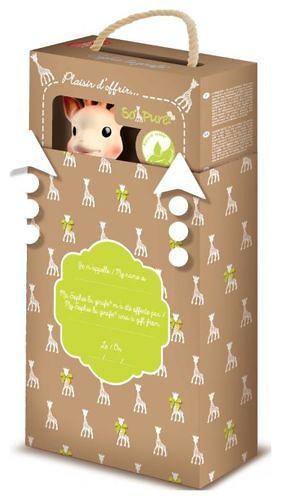 Игрушка Vulli Sophie la girafe 100% каучук в подарочной упаковке (8)