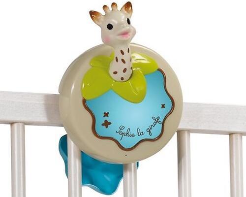 Игрушка крутящаяся подвесная Жираф Софи (8)