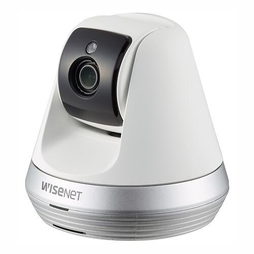 Wi-Fi Видеоняня Wisenet SmartCam SNH-V6410PNW Белая (7)