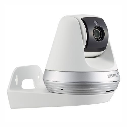 Wi-Fi Видеоняня Wisenet SmartCam SNH-V6410PNW Белая (10)