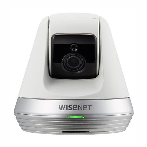 Wi-Fi Видеоняня Wisenet SmartCam SNH-V6410PNW Белая (8)