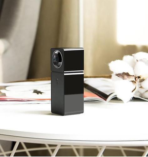 Поворотная Wi Fi камера видеонаблюдения Xiaomi Hualai Xiaofang 360° (6)