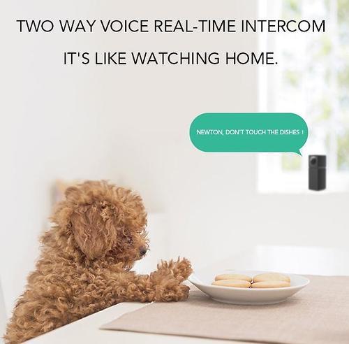 Поворотная Wi Fi камера видеонаблюдения Xiaomi Hualai Xiaofang 360° (7)